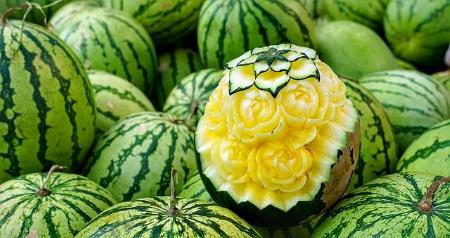 Sárga görögdinnye
