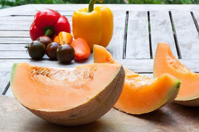 Sárgadinnye vitamin